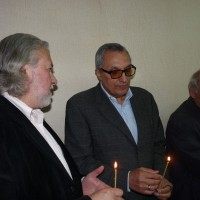 Освещаване на офис ДСБ-Горна Оряховица