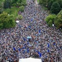 Митинг на 27 юни 2009