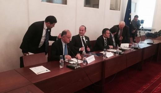 Радан Кънев на среща с Инициатива